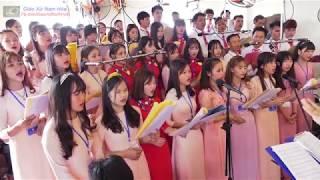 Nhạc Khúc Tri Ân - Ca Đoàn Cecilia Đông Hòa | Lễ Khánh Thành Nhà Thờ Đông Hòa 04/11/2017