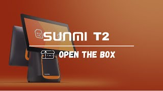 Sunmi t2 is the new generation of desktop pos cashier machine. it supports 4g full netcom wifi networking and has 3d structured light camera which can suppor...