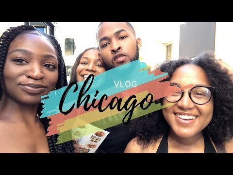 CHICAGO VLOG: 4 CLUBS IN ONE NIGHT