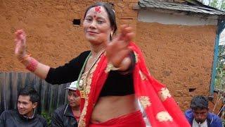 छिन को छिनैमा.. गीत गाउदै मज्जाले नाच्नुभो || panche baja dance kurgha Gulmi