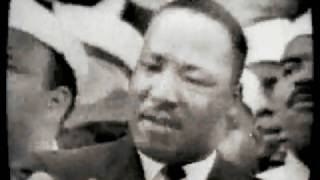 """Martin Luther King Jr's """"I Have A Dream"""" Speech"""