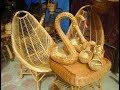 Плетение из лозы: идеи мебели, аксессуаров для дома и элементов декора (50 фото)