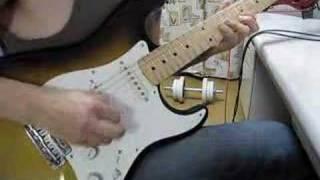 久しぶりにギター弾いてみました。 何回弾いてもだめなものはだめなんで...