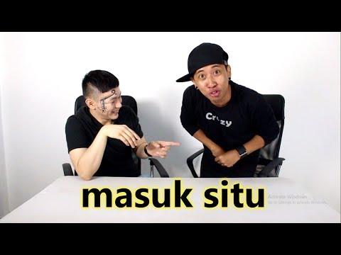 KARTU MASUK KE SITU Feat. Rhomedal Kokohrom