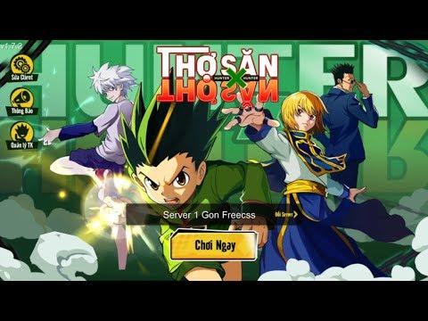 Trải Nghiệm Game Mobile Thợ Săn x Thợ Săn – Hunter x Hunter