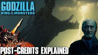 Post Credits Scene Explained - Godzilla: King Of The Monsters