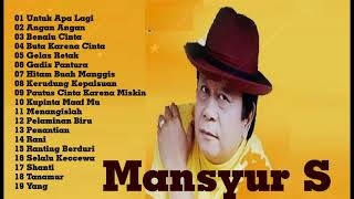 Download Lagu mansyur s full album 20 lagu terbaik mansyurs full dangdut original mp3