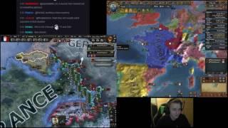 HoI4 & Eu4 Dual play - France & France - Part 3 of 3