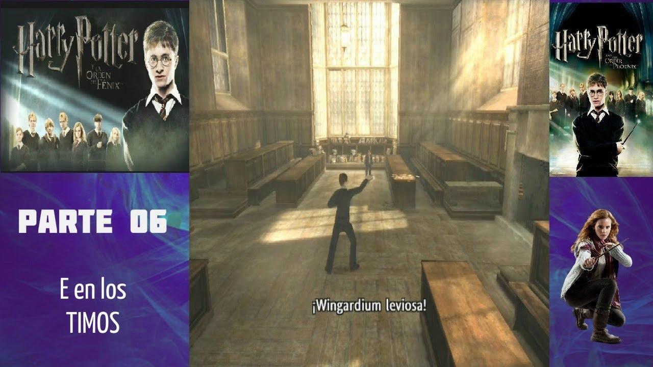 Harry Potter 5 La Orden Del Fenix Pc Ps3 Wii Xbox 360 Espanol