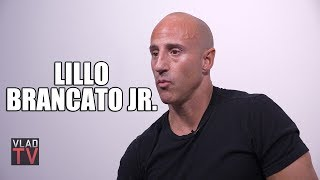 Lillo Brancato on Doing 8 Years in Prison, Cops Spitting at Him Over Cop Killing (Part 11)