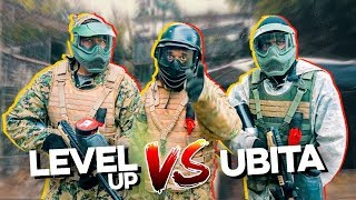 PAINTBALL X1 LOS GRANDES + LEVEL UP X PAIN GAMING! EL GATO FREE FIRE