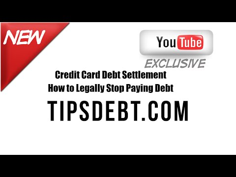 tipsdebt.com-credit-card-debt-settlement-how-to-legally-stop-paying-debt