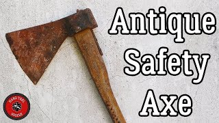 Antique Safety Axe [Restoration Collaboration]