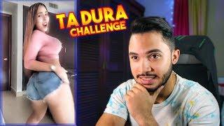 Dura Challenge ESTA LE GANO A TODAS!