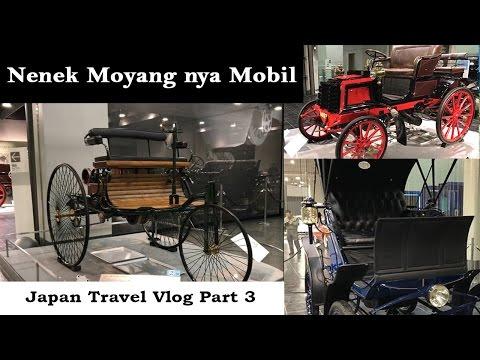 Sejarah Lengkap Mobil2 Dunia - Japan Travel VLOG part 3