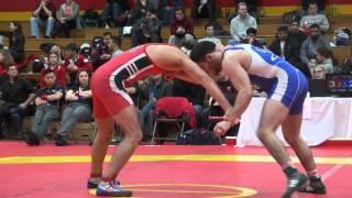 2016 Guelph Open FS57kg Sam Jagas (Brock) vs Oren Furmanov (Guelph)