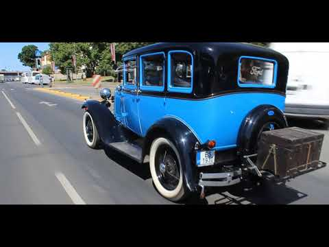 EVENTS// EVENT CAR LATVIA FORD MODEL A FOR RENT