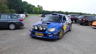 EPIC Scooby! Subaru Impreza fully specced World Rally Car WRC replica!