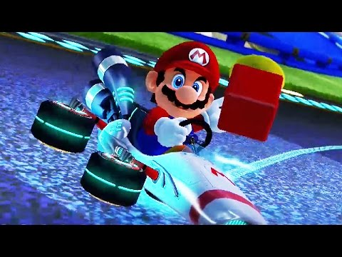 mario kart 8 deluxe 150cc mushroom cup grand prix mario gameplay youtube. Black Bedroom Furniture Sets. Home Design Ideas
