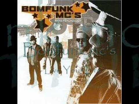 Bomfunk mc's - Live Your Life