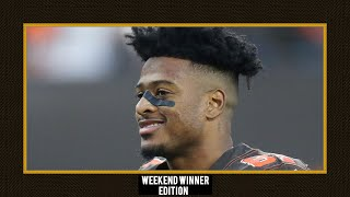Who should be the WR3 in Cleveland? 2/19/21