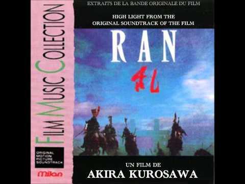 OST - RAN - AKIRA KUROSAWA
