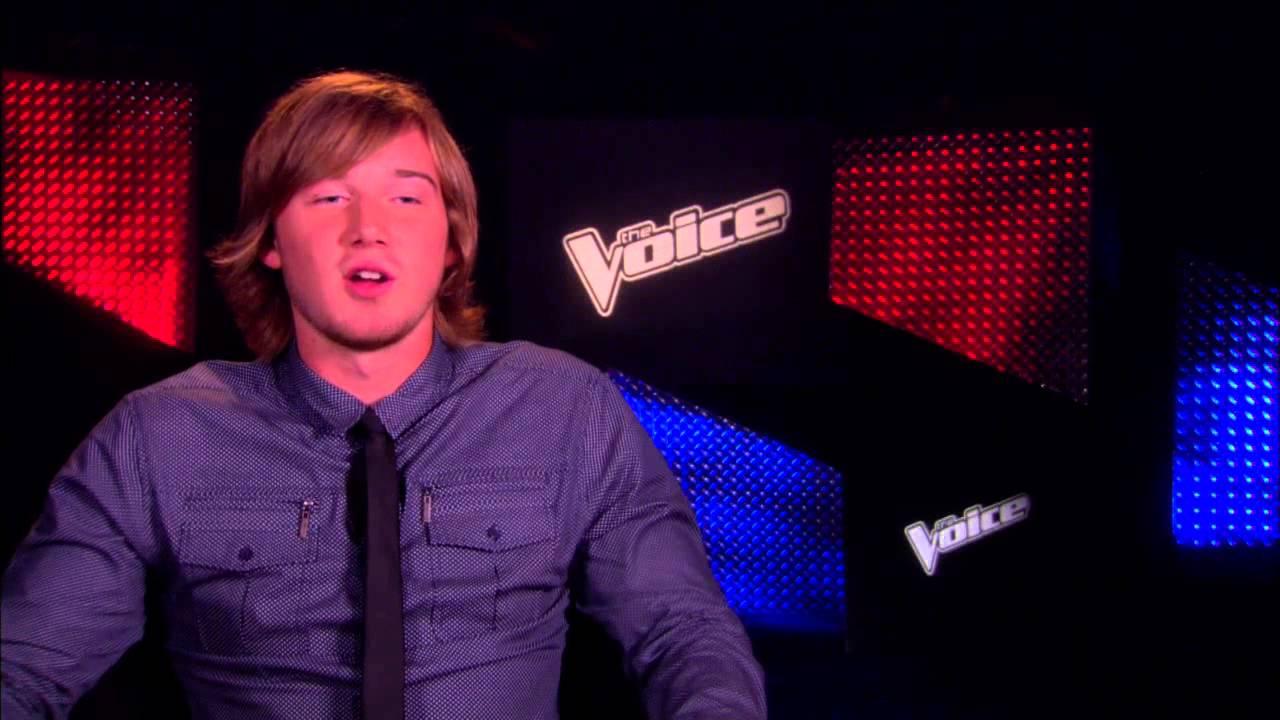 The Voice Season 6 Battle Rounds Team Usher Morgan Wallen Interview Youtube