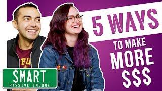 5 Möglichkeiten, Mehr Geld zu Machen (Als Freiberufler & Unternehmer)