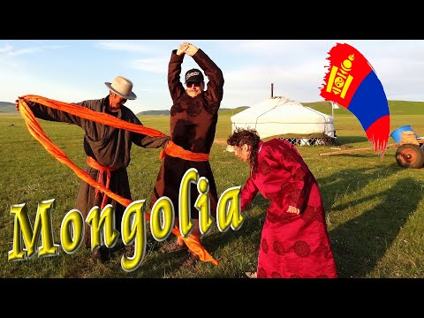 Journey through Mongolia