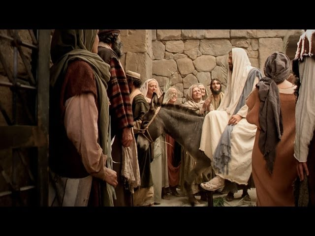 The Lord's Triumphal Entry into Jerusalem
