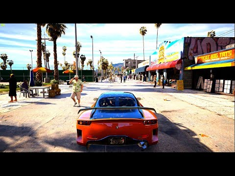 GTA V MOST REALISTIC MOD FAST AND FURIOUS CARS