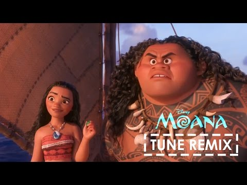 (Official) Disney's Moana - Music Video