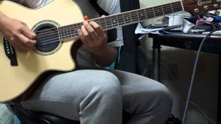 Dream Theater - Pull Me Under acoustic guitar