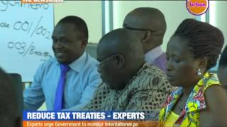 REDUCE TAX TREATIES   EXPERTS
