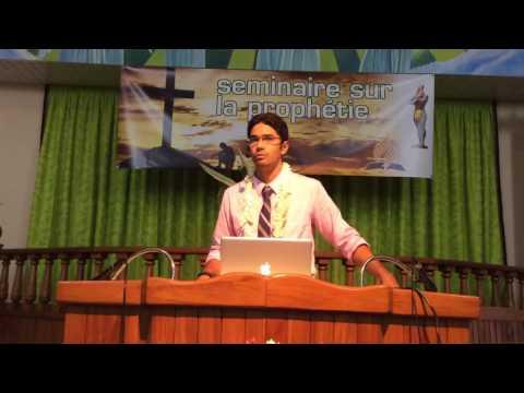 Séminaire Daniel- 2 La prophétie qui a changé le monde