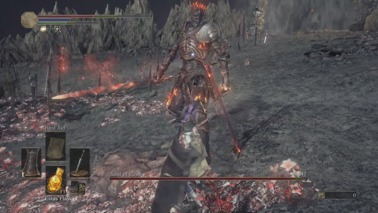 dark souls 3 coiled sword how to use