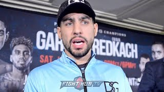 DANNY GARCIA ANNOUNCES MOVE TO 154LBS IN TWO FIGHTS! SAYS IF PACQUIAO FIGHTS SPENCE HES MOVING UP