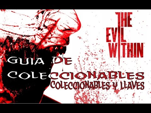 The Evil Within - Guía de Coleccionables y Llaves (All Collectibles and Locker Keys)