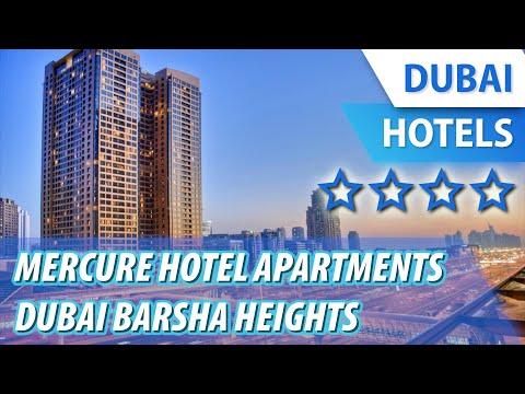 Mercure Hotel Apartments Dubai Barsha Heights 4 ⭐⭐⭐⭐| Review Hotel In Dubai, UAE
