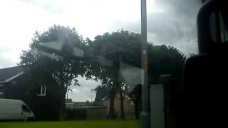 Awesome Kick-down ZF! - First Manchester Volvo B10BLE 60391 R647CVR Part 2