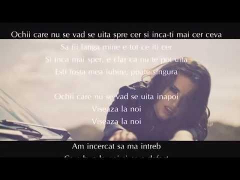 DJ Project feat Xenia Ochii care nu se vad VERSURI