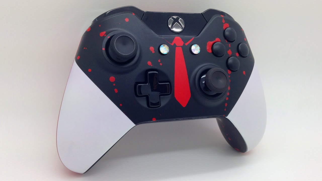 G18's Custom Matte Finish Painted Xbox One Controller ...