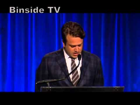 Robin Williams son Zak Williams talks about father at Christopher Reeve Foundation