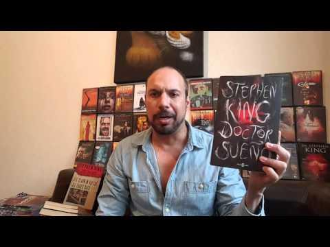 Reseña Del Libro Doctor Sueño Youtube