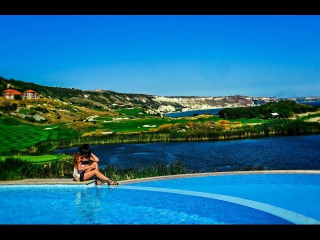 Thracian Cliffs Golf & Beach Resort Kavarna, Bulgaria 2014 (HD)