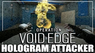 A New Way To Drone With Iana - Rainbow Six Siege Operation Void Edge