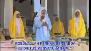 Download Video WAFIQ AZIZAH - Rasul Junjungan MP3 3GP MP4