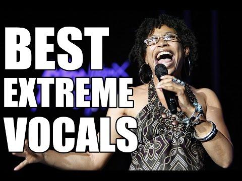 Best Extreme Vocals