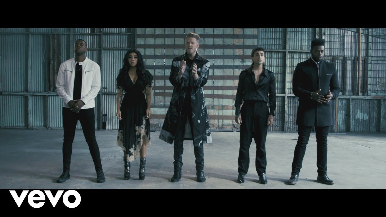OFFICIAL VIDEO] The Sound of Silence - Pentatonix - YouTube