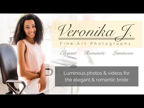 Welcome Promo: Veronika J. Fine Art Photography